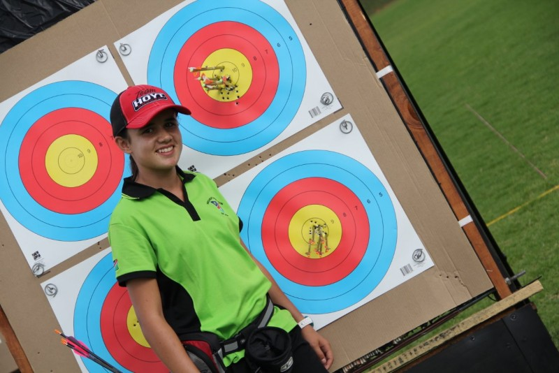 NAMIBIA ARCHERS BREAK RECORDS AT SA NATIONALS 1