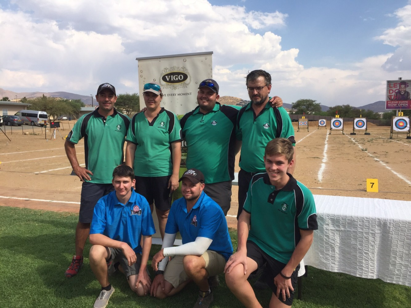 NAMIBIA TO HOST CONTINENTAL AND OLYMPIC QUALIFYING ARCHERY CHAMPIONSHIP