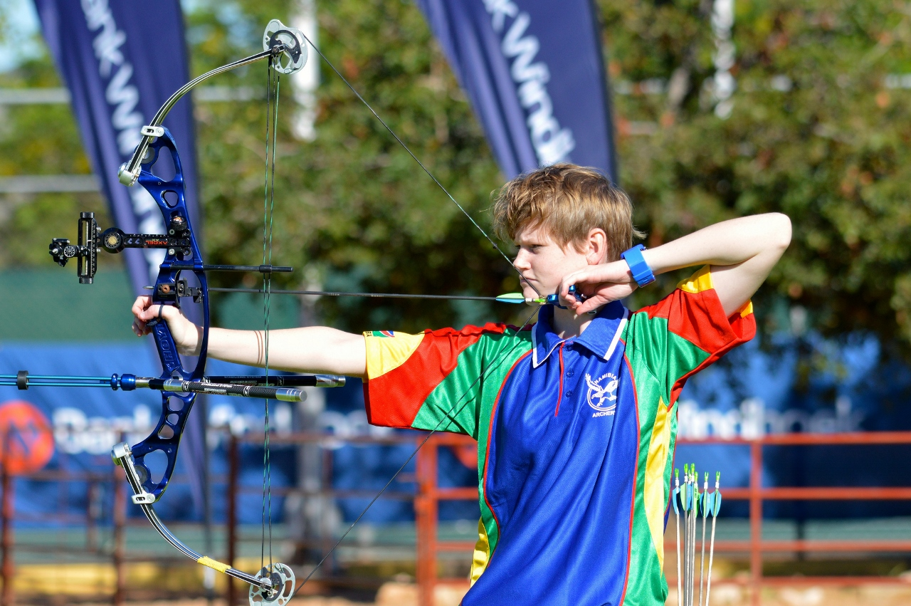 OUR NAMIBIAN ARCHERS TO COMPETE IN EGYPT