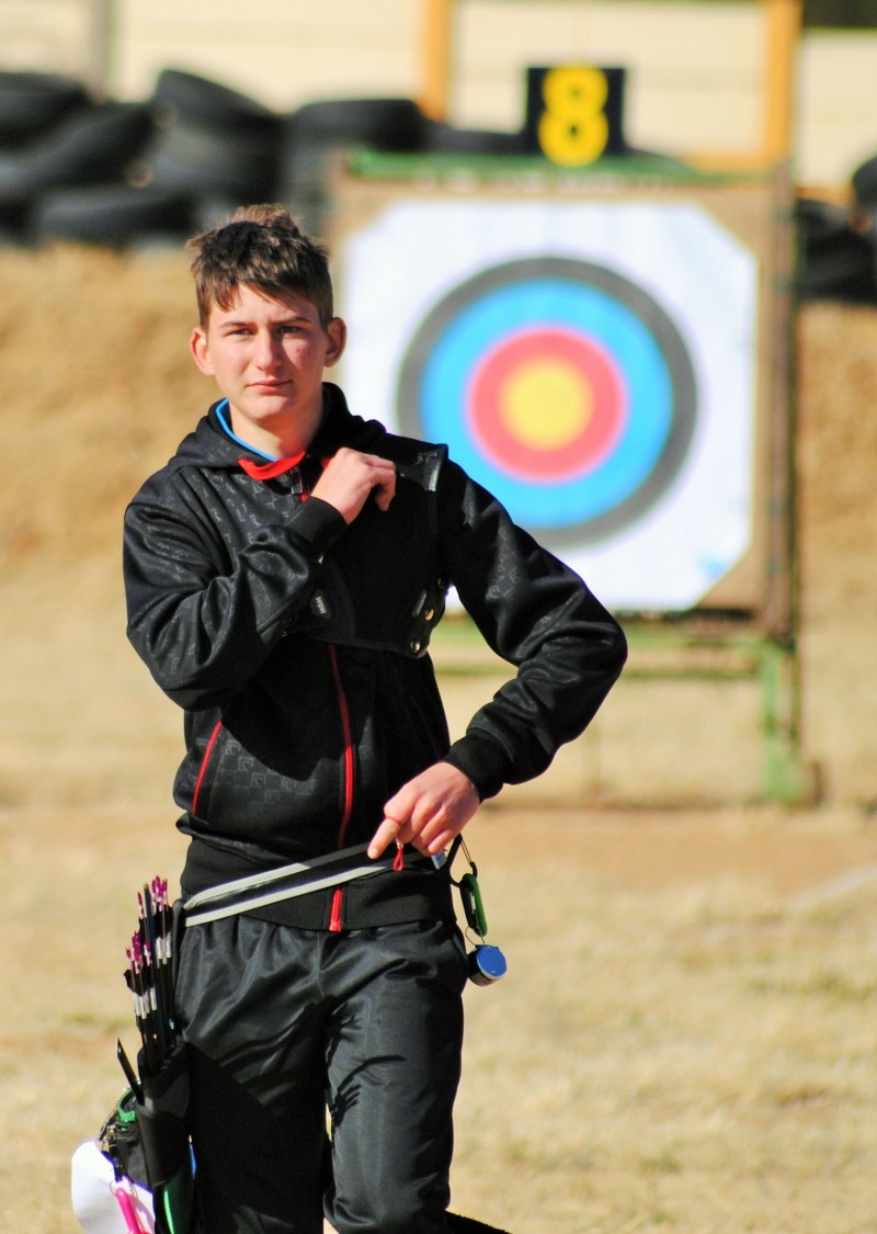 REDDIG QUALIFIES FOR YOUTH OLYMPICS IN CHINA