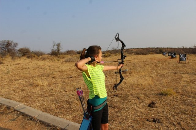Namibian National Field Champs 2015